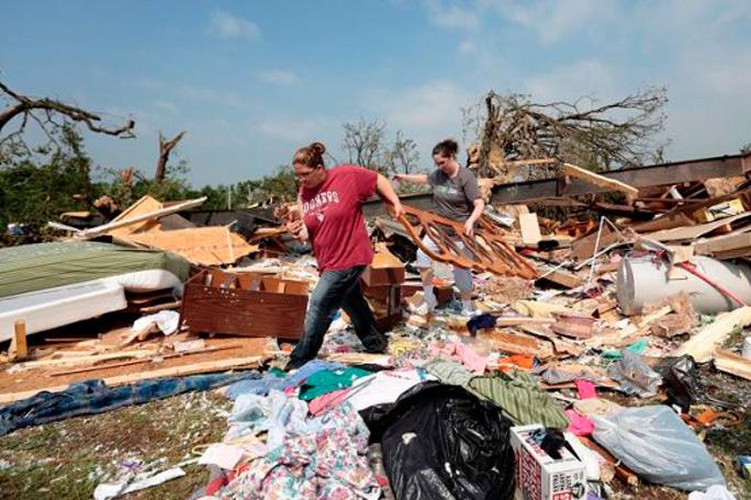 Oklahoma, Terremoto, Kienyke