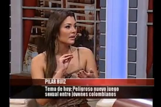 Pilar Ruiz, Ruleta, Kienyke