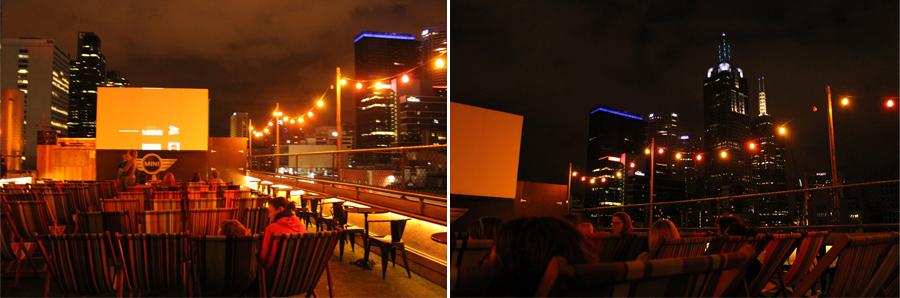 Rooftop cinema, Kienyke