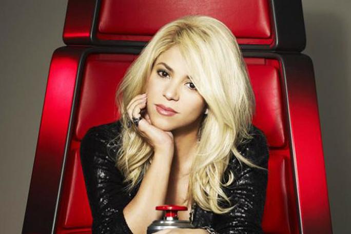 Shakira the voice,kienyke