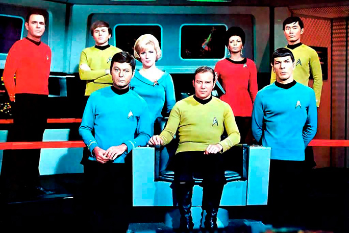 Star Trek, Kienyke