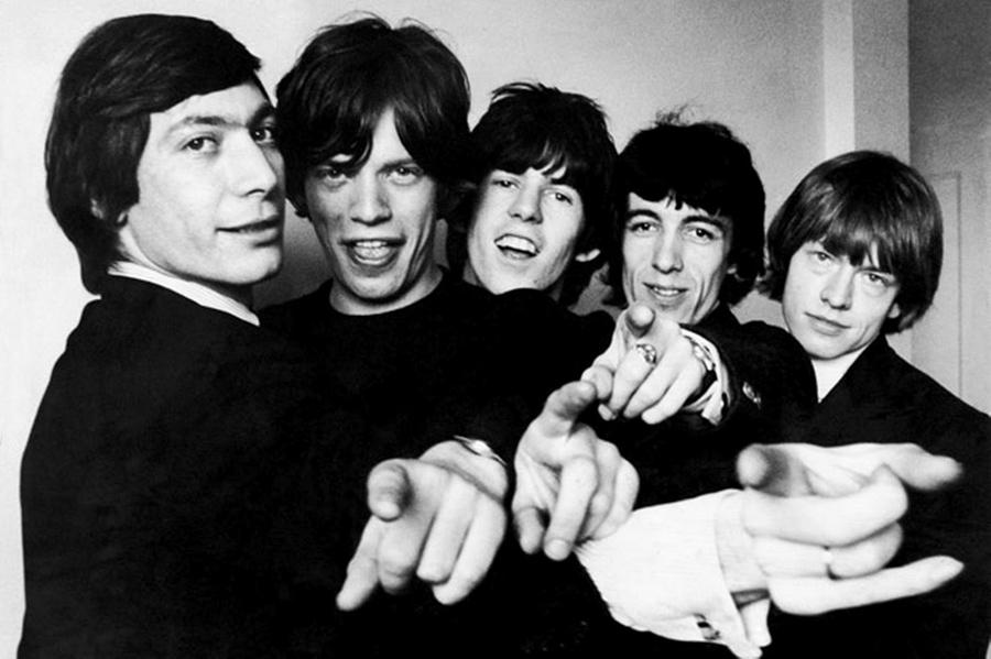 The Rolling Stones, Kienyke