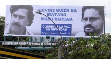 Valla Pacho Santos