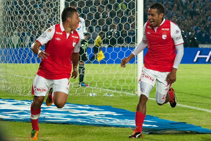Wilder Medina y Luis Carlos Arias, Kienyke