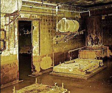 Bunker Hitler, kienyke