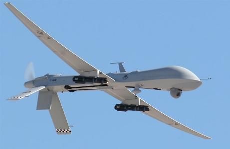Drones para combatir graffitis
