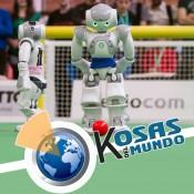 ¿Una selección de robots que enfrente a los campeones FIFA?