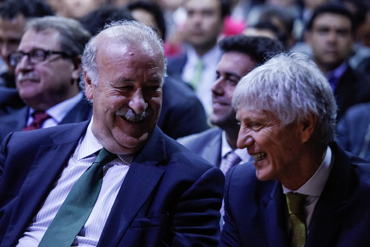 Jose Vicente del Bosque,Jose Pekerman,kienyke