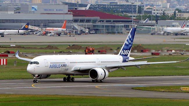 Airbus- A350