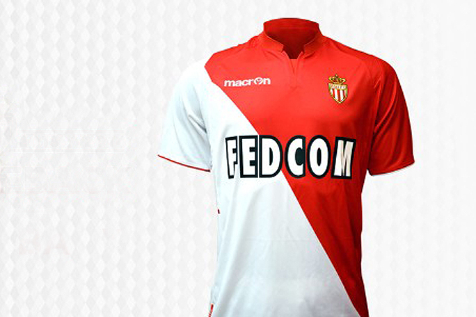 camiseta del as monaco.kienyke