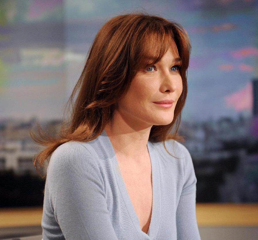 Carla Bruni, Kienyke