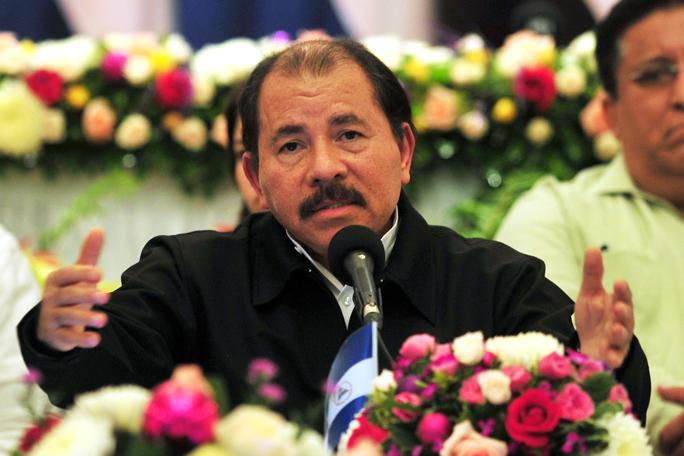 Daniel Ortega, kienyke