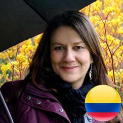 Gloria Ortega, Kienyke
