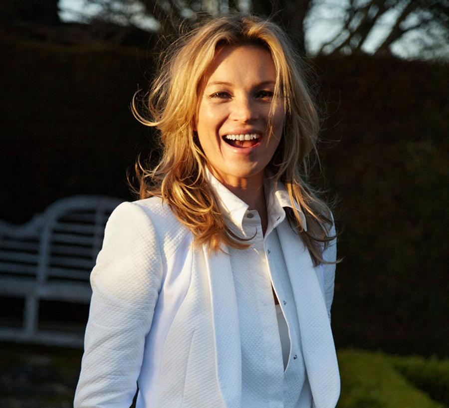 Kate Moss, Kienyke