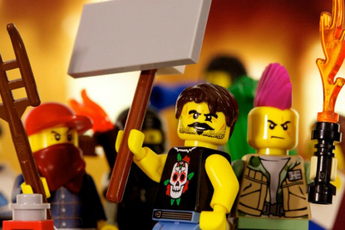 Lego, Kienyke