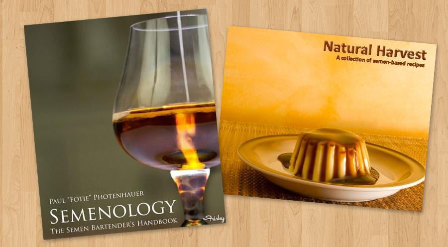 Libros de semen, Semenology, Natural Harvest, Kienyke