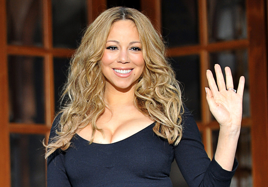 Mariah Carey, Kienyke