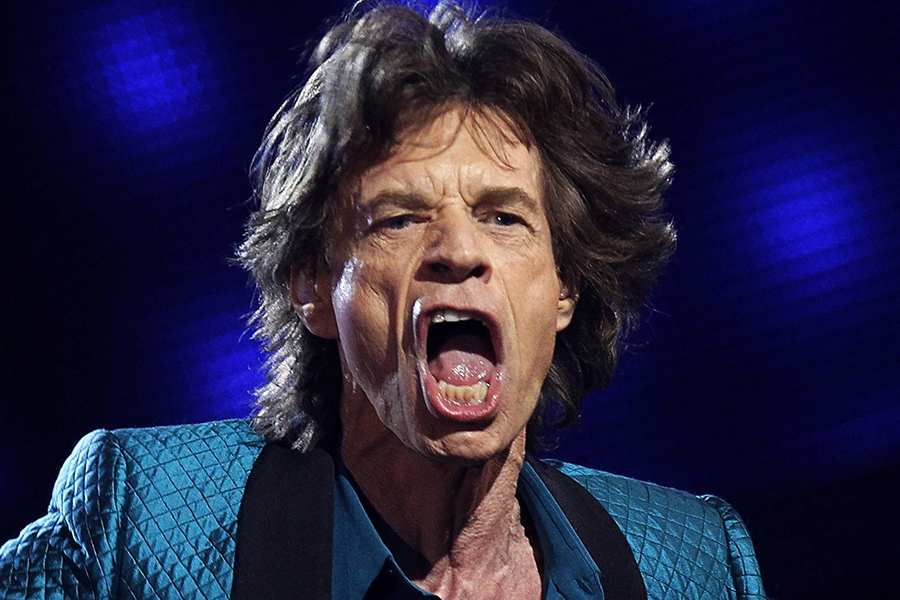 Mick Jagger, Kienyke