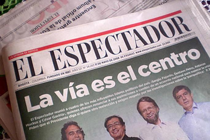 Periodico el Espectador, kienyke