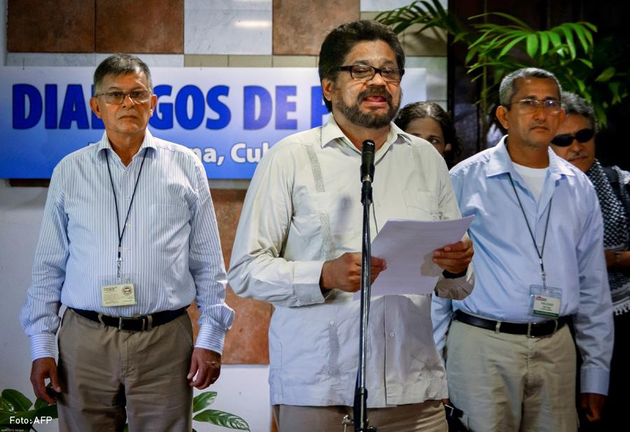 Proceso de Paz, Colombia, Kienyke