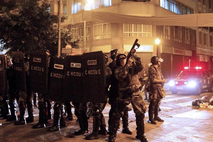Protestas en Brasil, kienyke