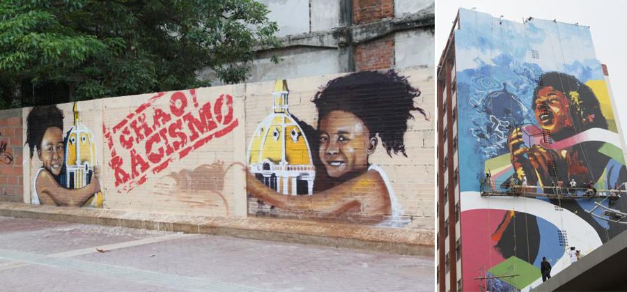 Racismo en Cartagena, Kienyke