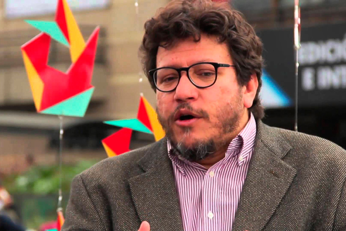 Santiago Gamboa, Kienyke