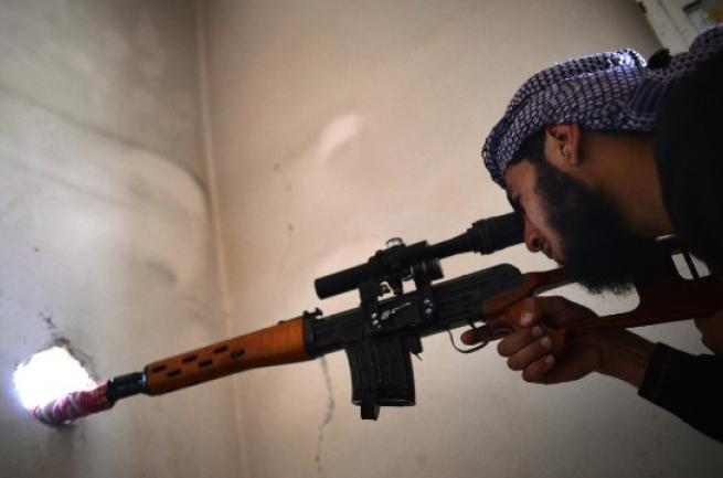 Cien mil muertos por conflicto en Siria