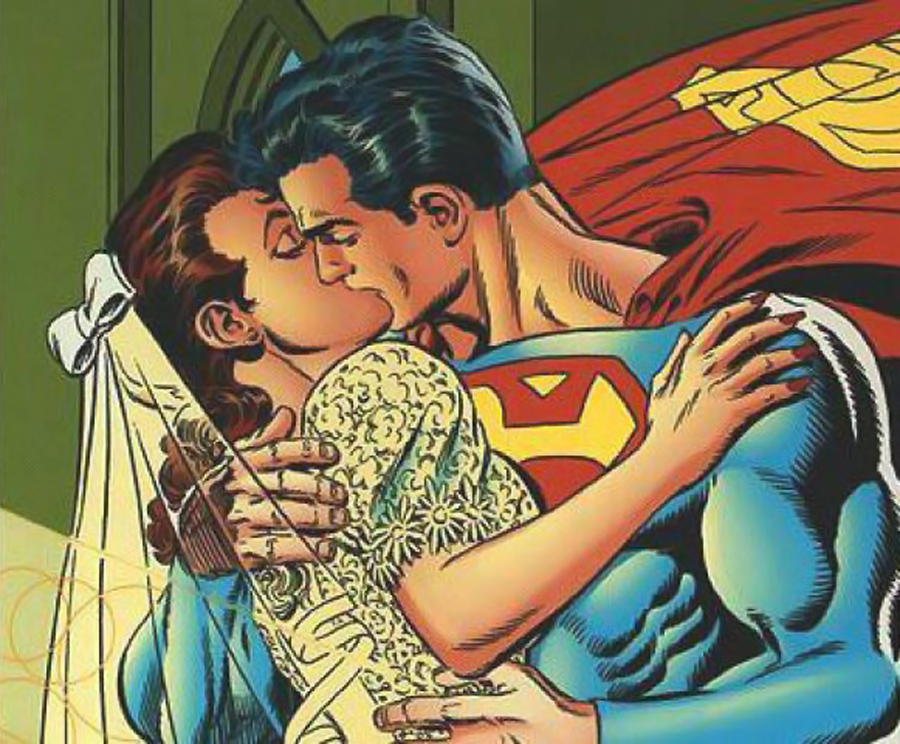 Superman y Lois Lane, Kienyke