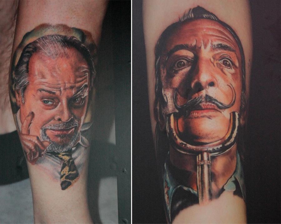 Tatuajes Carlox Angarita, Kienyke