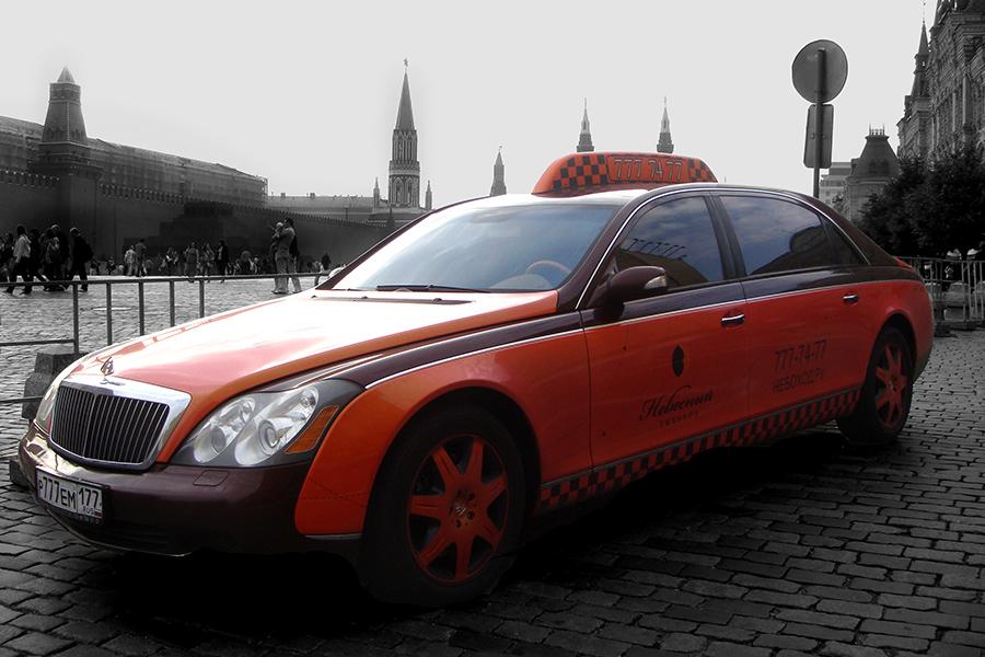 Taxi maybach, Kienyke
