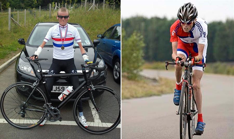 Tom Staniford, Ciclista, Kienyke