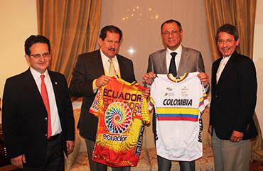 Vuelta a Colombia, Angelino Garzón, Kienyke