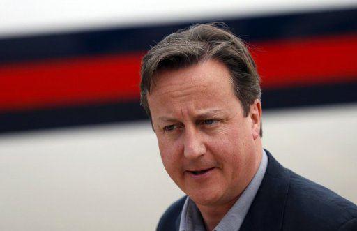 David Cameron, G8, Kienyke