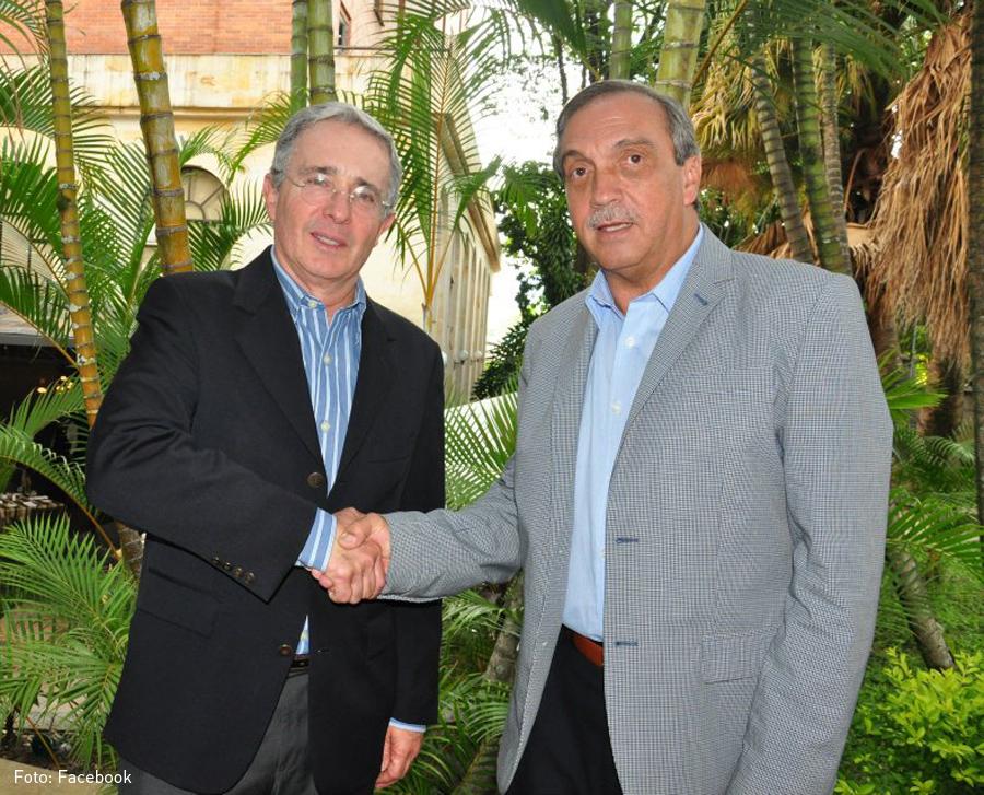 Alvaro Uribe y Luis Alfredo Ramos, Kienyke
