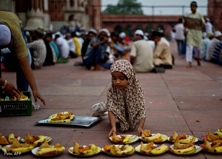 Comer en la India, Kienyke
