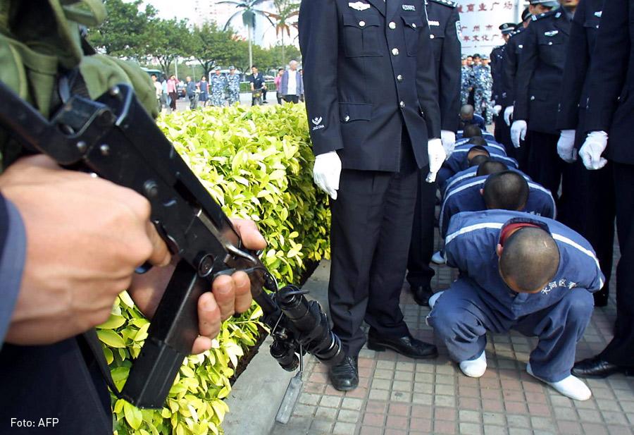 Colombianos condenados en China, Kienyke