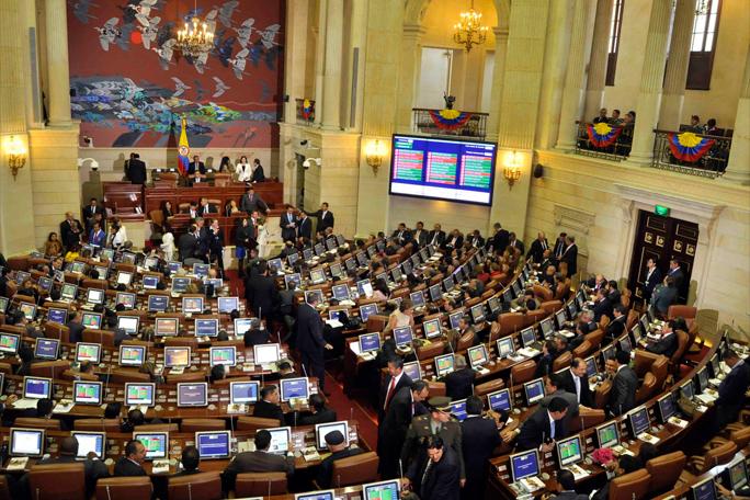 Congreso, Colombia, Kienyke