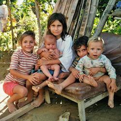 Desplazados, FARC, Kienyke