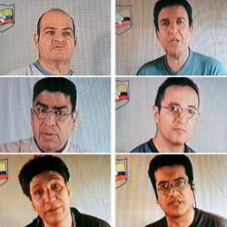 Diputados del Valle, FARC, Kienyke