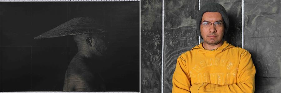 Eduardo Moreno, Artista, Kienyke