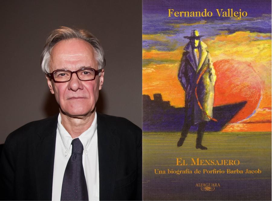 Fernando Vallejo y El Mensajero.kienyke