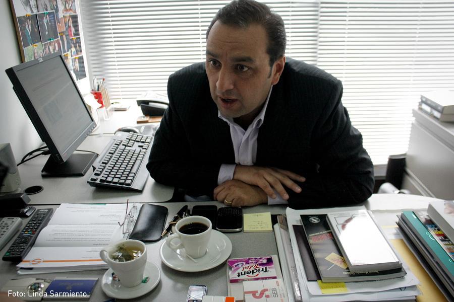 Jorge Alfredo Vargas, Presentador, Kienyke