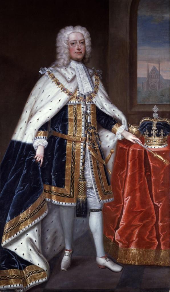 Jorge II, Inglaterra, Kienyke
