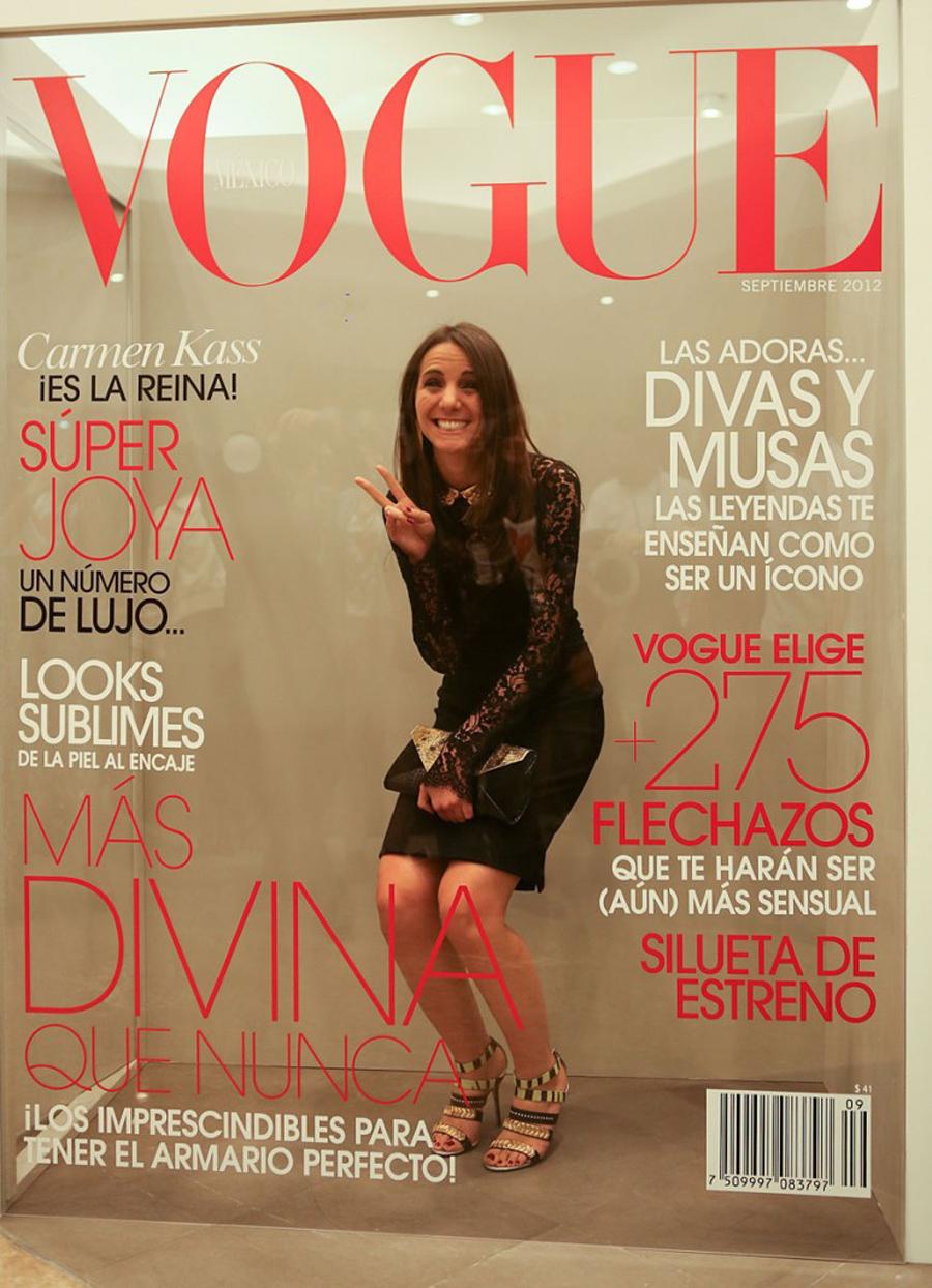 Kelly Talamas, Vogue, Moda, Kienyke