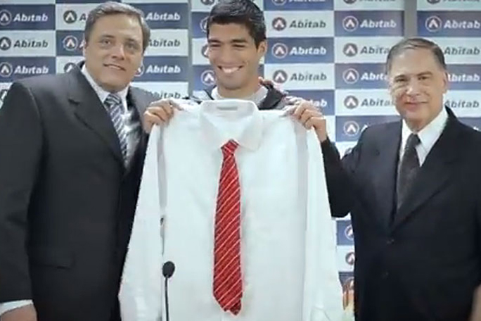 Luis Suarez, kienyke
