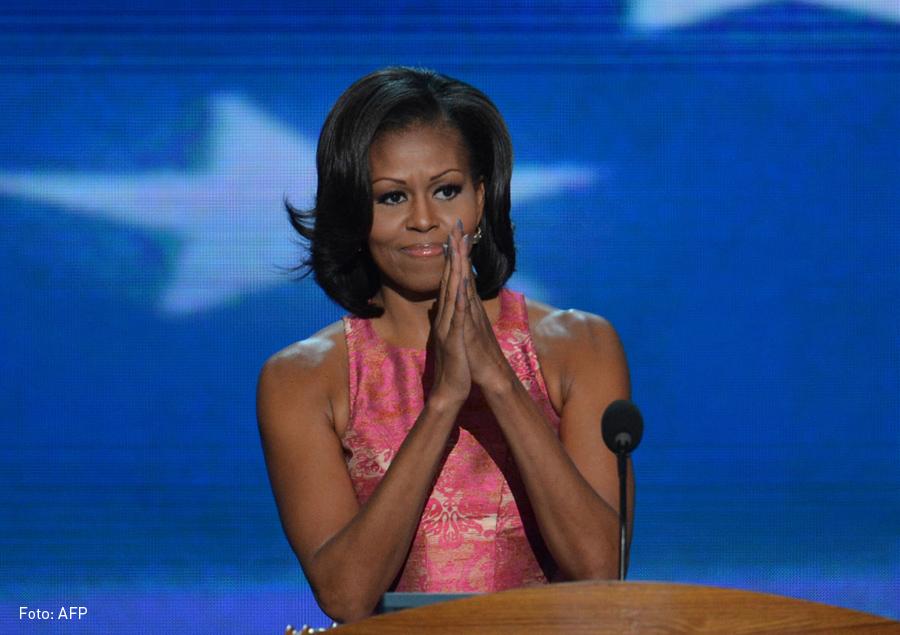 Michelle Obama, Kienyke