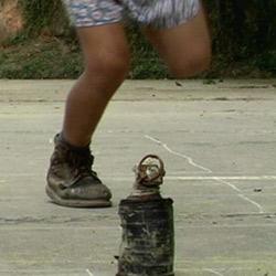 Minas antipersonales, FARC, Kienyke