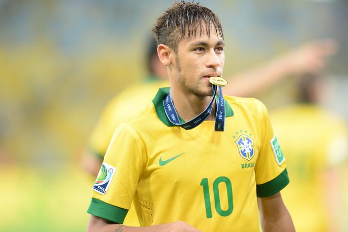 Neymar, kienyke