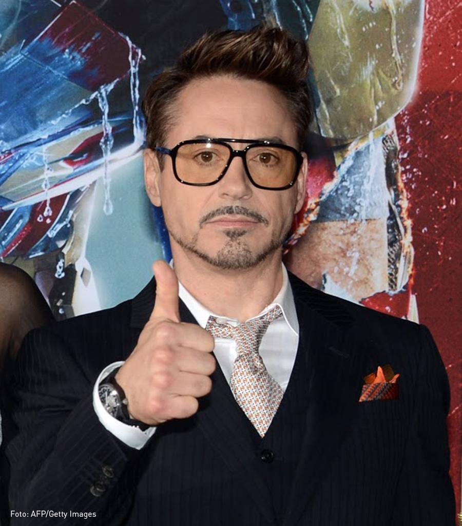 Robert Downey Jr, Jaeger-LeCoulture, Reloj, Kienyke